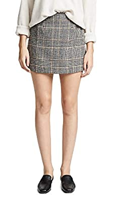 ASTR the Label Women's Raye Skirt