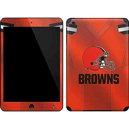 quality design c61c0 dccb3 Amazon.com: Skinit Cleveland Browns Team Jersey iPad Mini ...