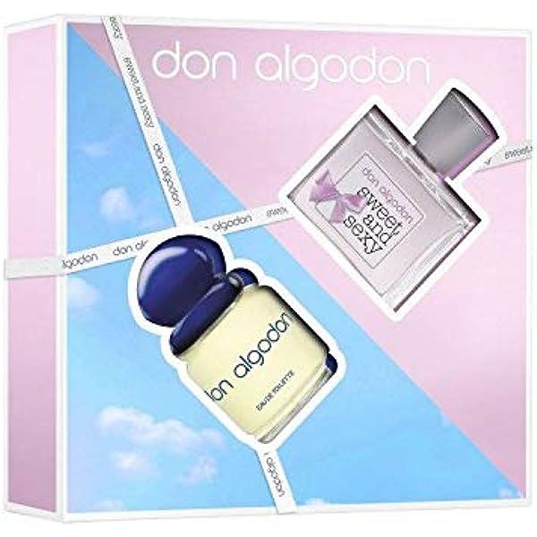 Don Algodon - Agua de colonia para mujer, 100 g: Amazon.es: Belleza