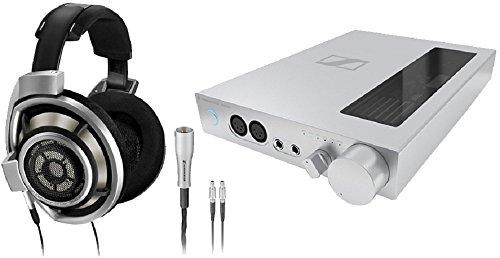 SENNHEISER HD800 Headphones/ HDVD800 Amp/ Balanced Cable System