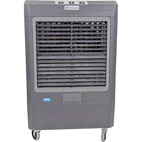 Hessaire Portable Evaporative Cooler - 5300 CFM, 1/3 HP, Model Number MC61V