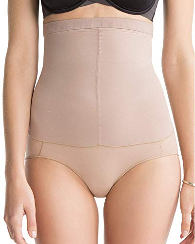 SPANX Higher Power Brief Size b Color Cocoa