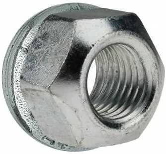 Reidl Sicherungsmutter mit Flansch M 10 DIN 6926 A2 blank 10 St/ück