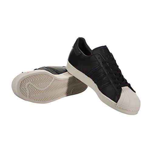 Originals Shoes Black adidas Chalk Men's Superstar Core Black ftSd6pwdq