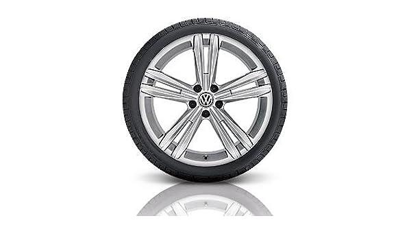 Volkswagen WKR Sebring 8,0 x 18 5/112/40 de Aluminio Base Cilindro de 245/45 R18 96 V, Continental ts850 P - 3 g8073228z49: Amazon.es: Coche y moto