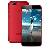 Elephone P8 mini Smartphone, 5.0 Pollici FHD IPS Display Android 7.0 4G Telefono Cellulari, MTK6750T Octa Core 1.5GHz, 4GB RAM + 64GB ROM, 16.0MP AF+13.0MP Rear Camera, Dual Sim, WiFi Hotkont Fingerprint Sensor GPS OTG Cellulare- Blu