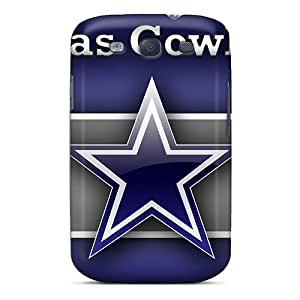 Dallas Cowboys Case Compatible With Galaxy S3/ Hot Protection Case