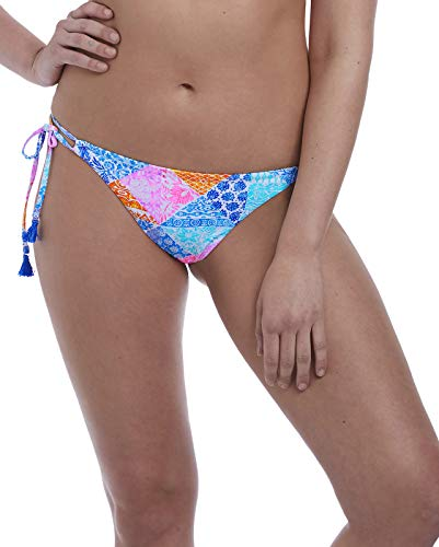 Freya Womens Festival Girl Rio Tie Side Bikini, S, Multi