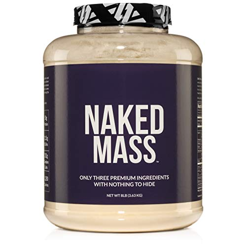 Naked Mass Natural Weight