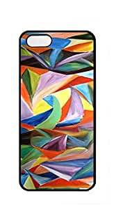 TUTU158600 Custom made Case/Cover/ case iphone 5s pink floyd - Abstract Art 73