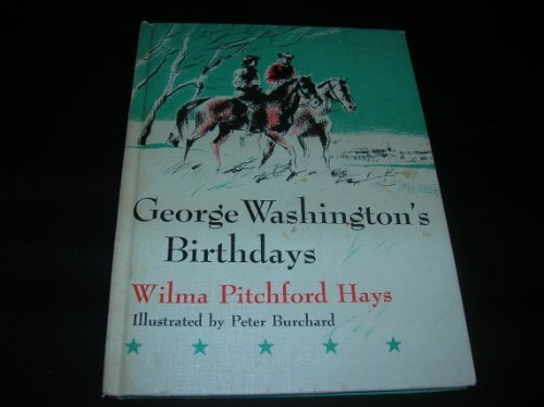 George Washington's Birthdays