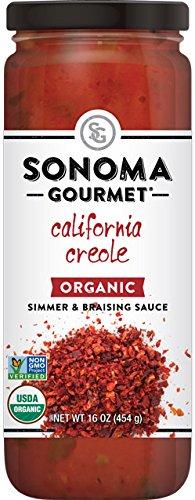Sonoma Gourmet, California Creole, Quantity - 1 case (pack of 6)