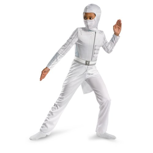 Gi Joe Costumes (Boys GI Joe Movie Storm Shadow Classic Costume,)