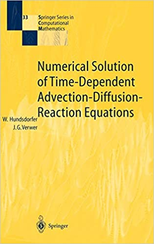 Numerical Solutions of Time-Dependent Advection-Diffusion-Reaction