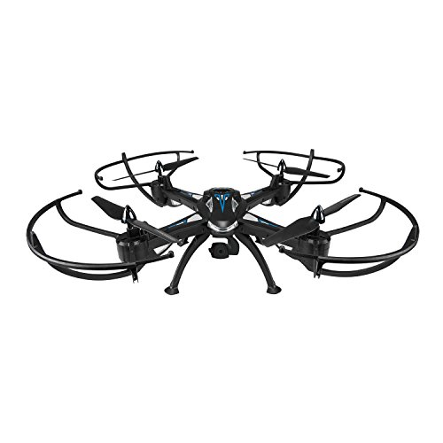 GPX 6-Axis Condor Pro Drone with Wi-Fi Camera, 4-Channel ...