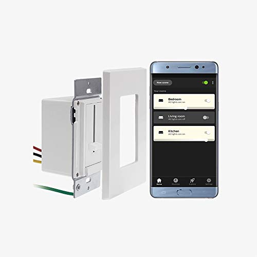 Quotra Wireless Smart Lighting Dimmer Switch Control