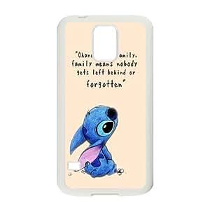 Lilo & Stitch Custom Case Cover Protective Skin For Samsung Galaxy S5 STI-TCH-L1602