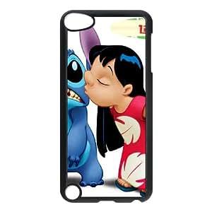 Disneys-Lilo-and-Stitch iPod Touch 5 Case Black KSM6933364