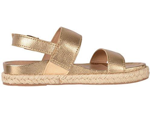 Sandalo Con Retro In Oro Da Donna Vionic