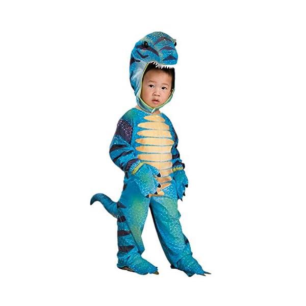 5dc478dae Prettycos Disfraces de Dinosaurio para Ninos Cosplay Pijama Dinosaurio para  Fiesta Halloween
