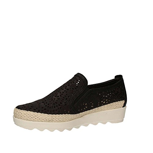 The Flexx - Mocasines para mujer Negro