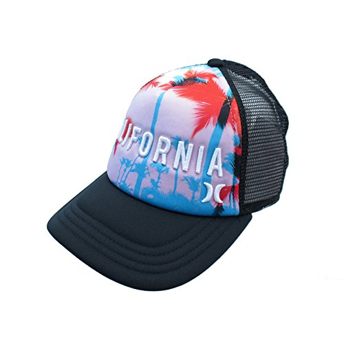 Price comparison product image Hurley Womens Cali Trucker Hat GHA0000650, Multi, OFA
