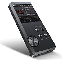 Hifi MP3 Player,Bassplay P3000 High Res Audio Portable Lossless Music Player with 64GB Internal Memory