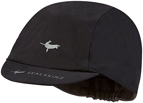 Cap Gore (SEALSKINZ Waterproof Cycle Cap Black, L/XL)