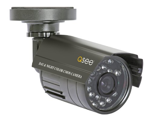 Q-See QSM1424W Wide Angle Indoor and Outdoor Security Camera