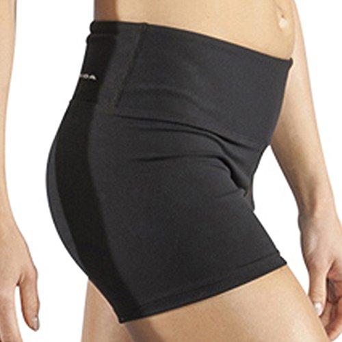 BOA Womens Fit Short (6713SU)(Black, Small)