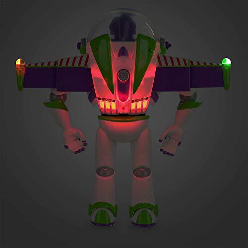 Disney Buzz Lightyear Interactive Talking Action Figure - 12 Inch