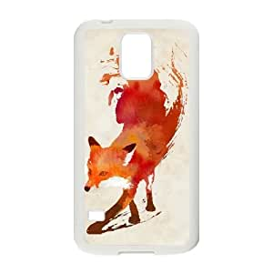 Custom Vulpes Vulpes Cell Phone Case, DIY Vulpes Vulpes Cover for Samsung Galaxy S5 I9600