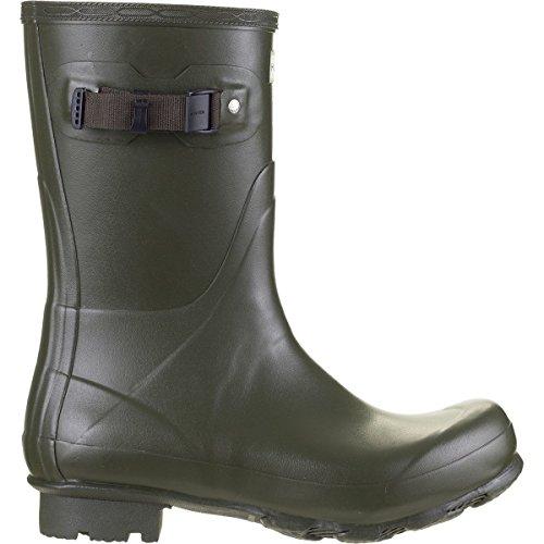 Hunter Boots Norris Field Short Boot - Men's Dark Olive, 13.0 by Hunter