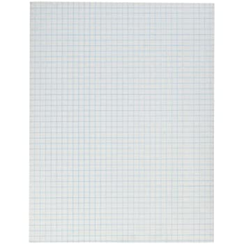 Amazon.com : School Smart Chipboard Backed Graph Paper Pads with 1 ...