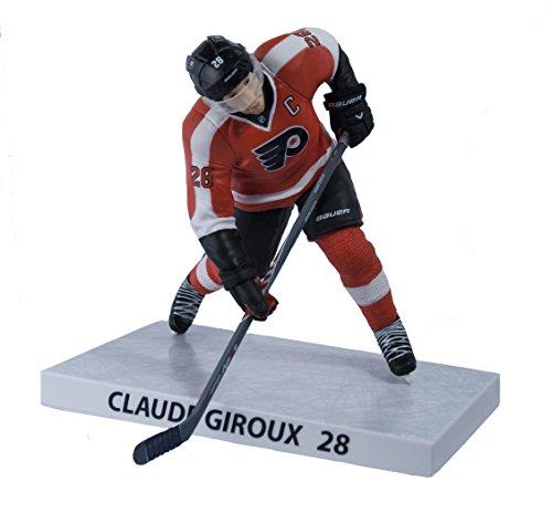 Philadelphia Flyers Nhl Player (Premium Sports Artifacts Claude Giroux - NHL Philadelphia Flyers Collectible Figure, 6'')