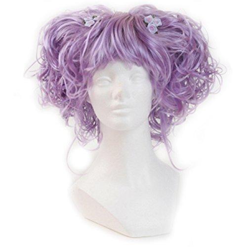 Karmae Wig - Lavender