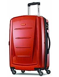 "Samsonite Winfield 2 Hardside 24"" Luggage, Orange"