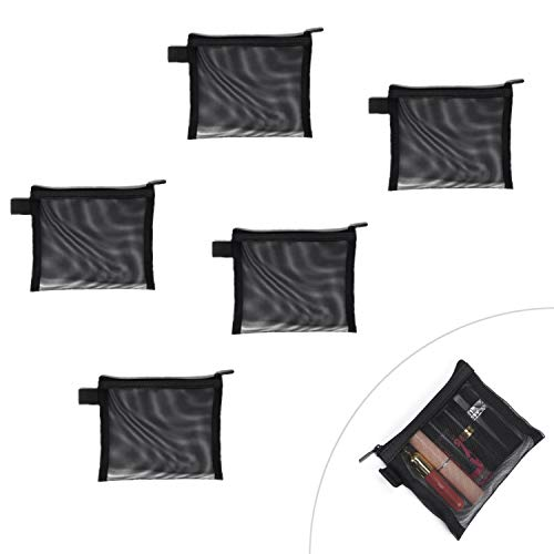 Patu Mini Zipper Mesh Bags, 4