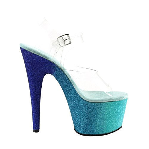 Ombre 708ombre Clr Pleaser blue Aqua Adore xqCABn54X