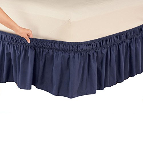 split king adjustable bed skirt - 5