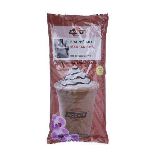 MOCAFE Frappe Maui Mocha, Ice Blended Coffee, 3-Pound Bag