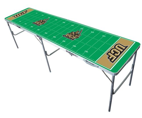 (Central Florida Knights 2x8 Tailgate Table by Wild)