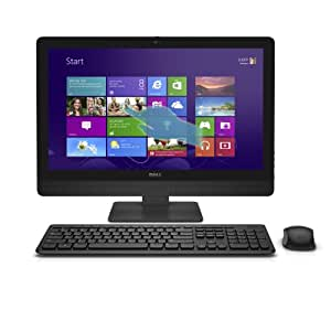 Dell Inspiron 5348 i5348-8891BLK All-in-One 23-Inch Touchscreen Desktop (Intel Core i7 Processor, 12GB RAM)