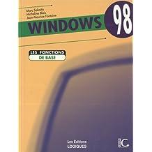 Windows 98 fonctions de base