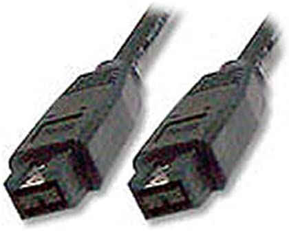 800 Mbps Cable CableMax 9-pin//9-pin Firewire IEEE 1394b 3 Feet