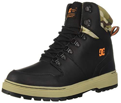 DC Men s Peary TR Fashion Boot Black Multi 12 Medium US df3f7da752e