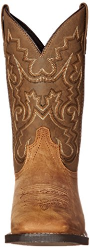 Pictures of Laredo Men's Chanute Western Boot Tan 8 XW US 6