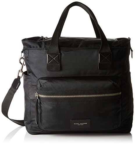 Marc Jacobs Nylon Biker Baby Weekender Bag, Black, One Size by Marc Jacobs