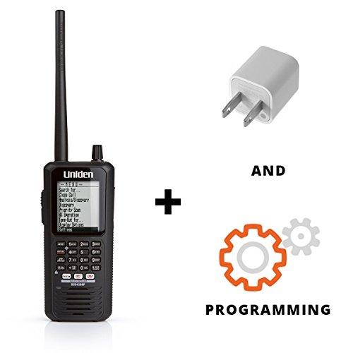 Uniden BCD436HP II OPTIMIZED HomePatrol Series Digital Handheld Scanner Bundle by Uniden (Image #1)