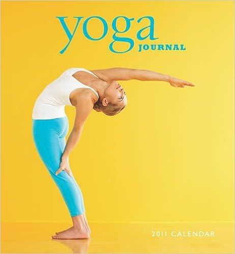 Yoga Journal 2011 Wall Calendar